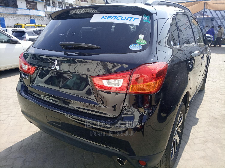 Mitsubishi RVR 2014 Black   Cars for sale in Mombasa CBD, Mombasa, Kenya