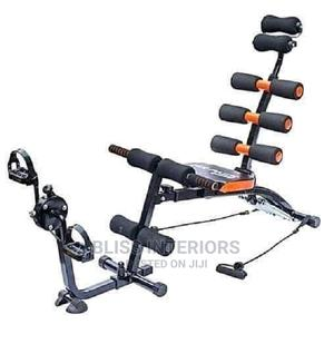 Extreme 6 Pack Care Abs Machine With Pedals   Sports Equipment for sale in Nairobi, Nairobi Central