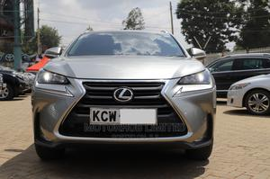 Lexus NX 2015 Silver | Cars for sale in Nairobi, Ridgeways