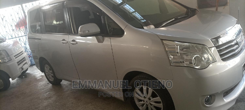Toyota Noah 2014 Silver | Cars for sale in Kizingo, Mombasa, Kenya