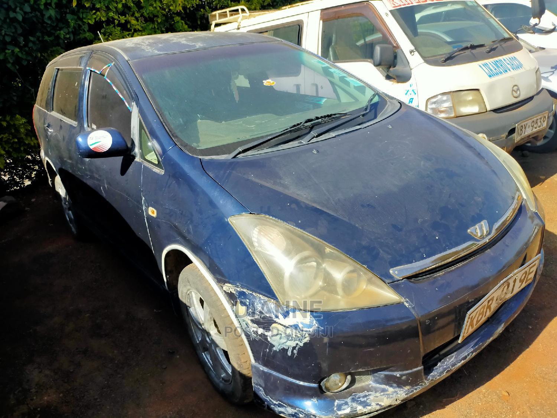 Toyota Wish 2005 Blue | Cars for sale in Nairobi Central, Nairobi, Kenya