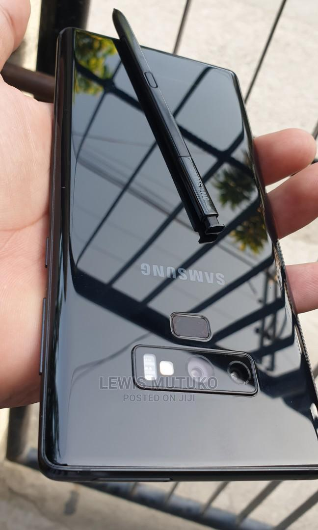 Archive: Samsung Galaxy Note 9 512 GB Black