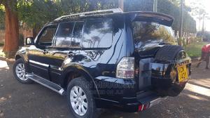 Mitsubishi Shogun 2010 3.2 Di-Dc GLS Black   Cars for sale in Nairobi, Nairobi Central