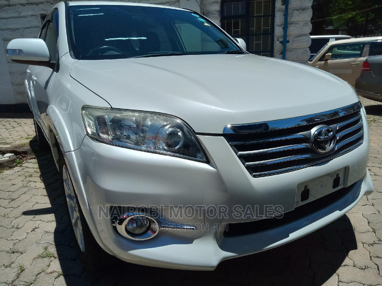 Toyota Vanguard 2013 White | Cars for sale in Nairobi Central, Nairobi, Kenya