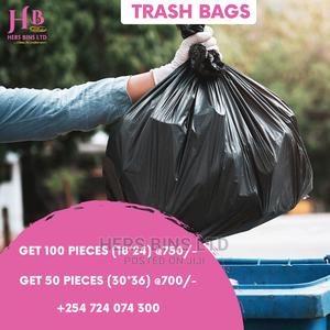 Garbage Bags KSH 700 30*36   Cleaning Services for sale in Nairobi, Langata