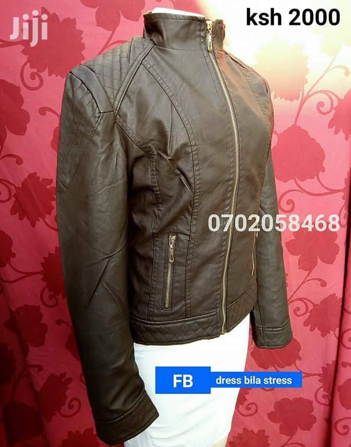 Blue Women/Ladies Jacket | Clothing for sale in Nairobi Central, Nairobi, Kenya