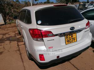 Subaru Outback 2011 2.5i Limited White | Cars for sale in Nairobi, Nairobi Central