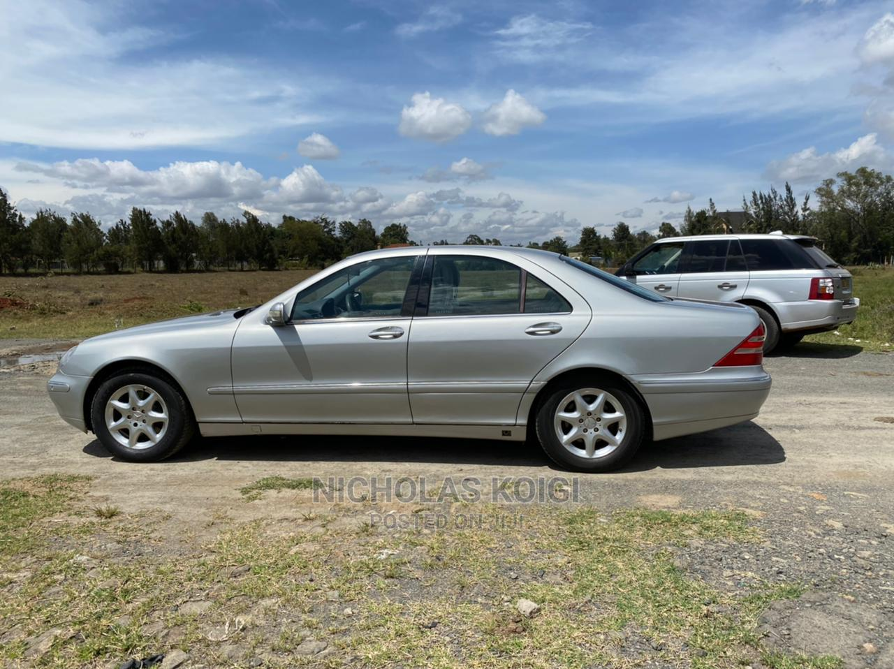 Archive: Mercedes-Benz S Class 2000 Gray