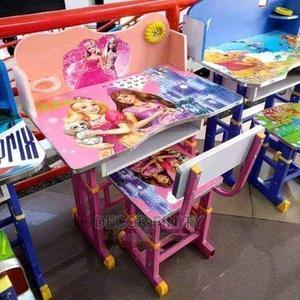 Kids Study Desk With Chair | Children's Furniture for sale in Nairobi, Imara Daima