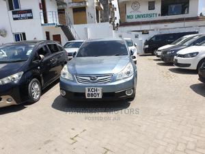 Subaru Outback 2010 2.5i Limited Blue   Cars for sale in Mombasa, Mombasa CBD