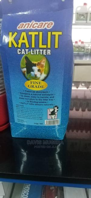 5kg Cat Litter for Happy Clean Cats | Pet's Accessories for sale in Nairobi, Nairobi Central