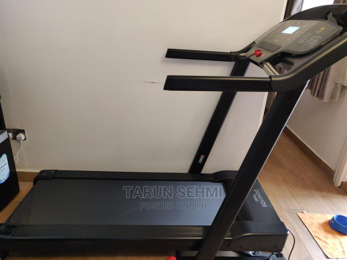 Archive: Treadmill for Sale - Foldable