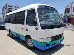 Toyota Coaster 2014 White | Buses & Microbuses for sale in Mvita, Majengo