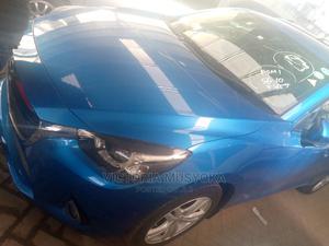 Mazda Demio 2015 Blue   Cars for sale in Mombasa, Tudor