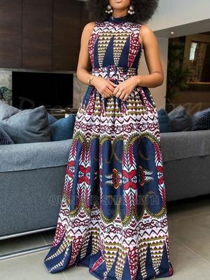 Long Ankara Dressses   Clothing for sale in Nairobi, Nairobi Central