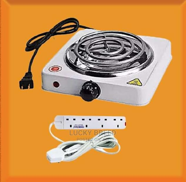 Hotplate + Free 4 Way Extension