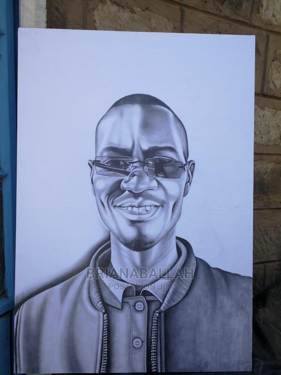 Archive: Pencil Portrait Drawing