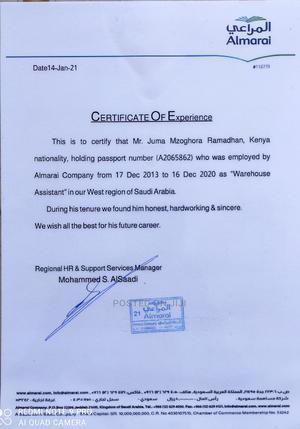 Telesales Agent | Sales & Telemarketing CVs for sale in Mombasa, Bamburi