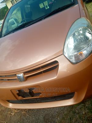 Toyota Passo 2013 Brown   Cars for sale in Mombasa, Tudor
