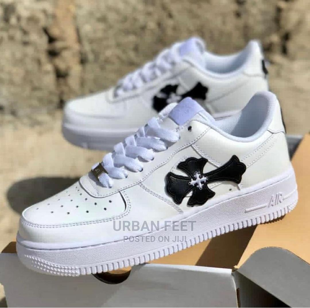 Airforce X Chrome Hearts | Shoes for sale in Nairobi Central, Nairobi, Kenya