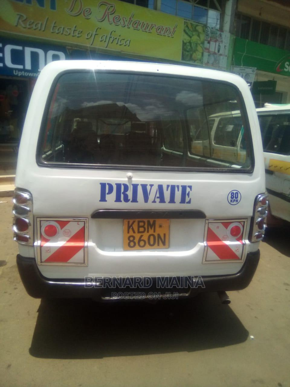 Toyota Hiace 2007 White   Buses & Microbuses for sale in Thika, Kiambu, Kenya