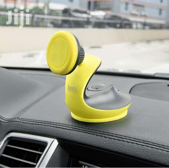 Hoco CA15 Premium Suction Magnetic Dashboard Phone Holder | Vehicle Parts & Accessories for sale in Nairobi Central, Nairobi, Kenya
