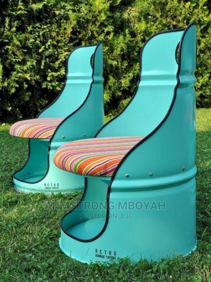 Archive: Customized Backyard Sits