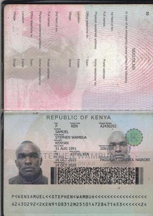 Installer - Blinds, Curtains Shutters   Construction & Skilled trade CVs for sale in Nairobi, Kileleshwa