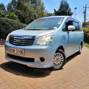 Toyota Noah 2010 Blue   Cars for sale in Nairobi, Kilimani
