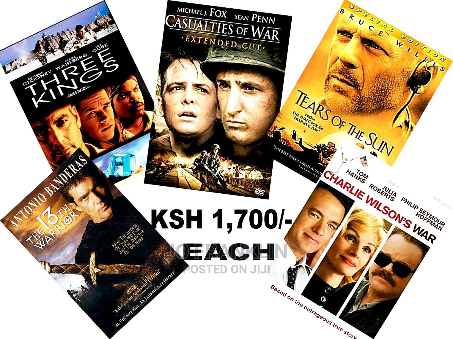 Original Dvd'S for Sale! Almost Brand New! In Original Cases | CDs & DVDs for sale in Lavington, Nairobi, Kenya