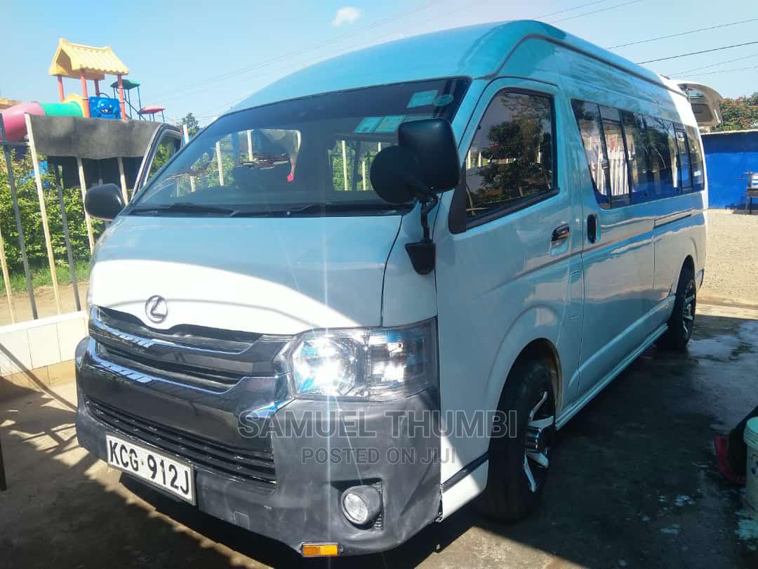 Vans for Hire   Automotive Services for sale in Nairobi Central, Nairobi, Kenya