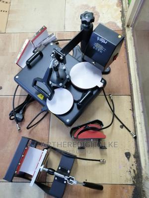 8 Individual Heating Add-Ons T-Shirt Printer | Printing Equipment for sale in Nairobi, Nairobi Central