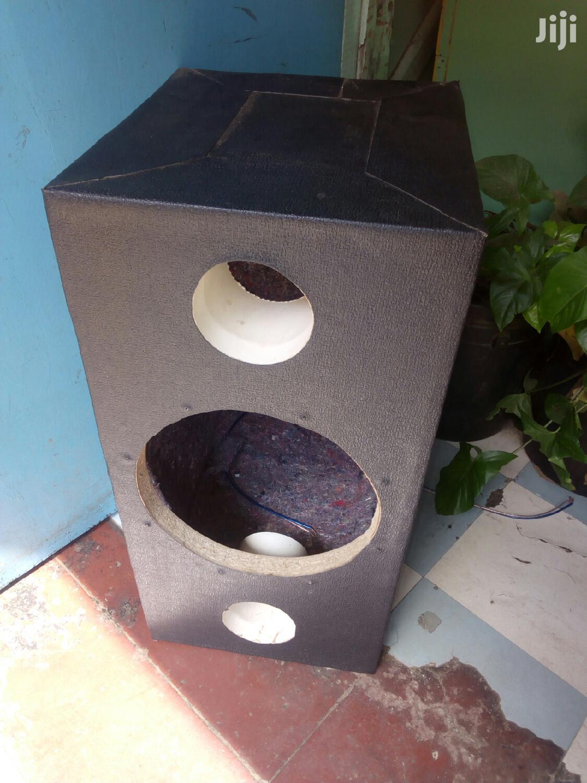 Archive: Car Speaker Cabinet Woofer Pioneer