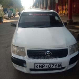 Toyota Succeed 2005 White   Cars for sale in Nakuru, Lanet