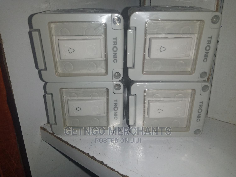 Waterproof Bell Push Switch