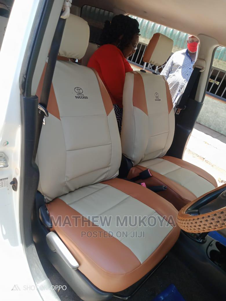 Succeed Toyota Seat Covers