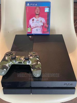 Ps4 Console 500gb Black, Fifa 20 Game, 1 Controller | Video Game Consoles for sale in Nairobi, Nairobi Central