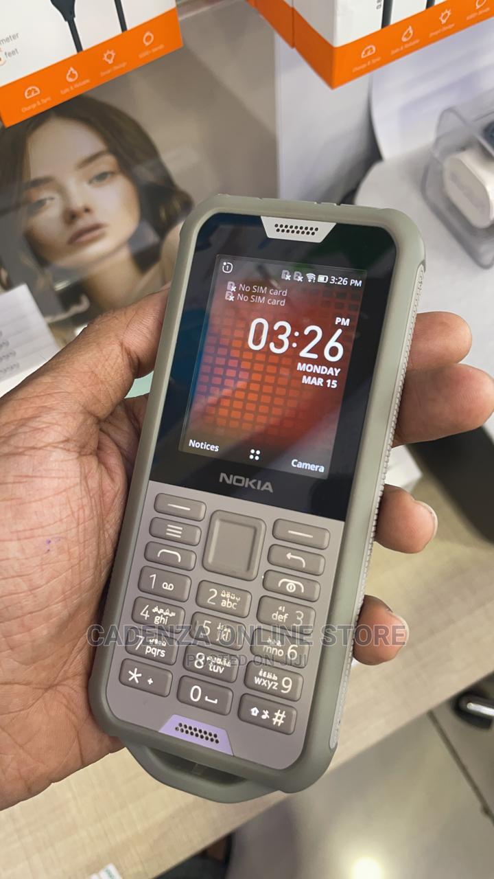 Nokia 800 Tough 4 GB Gray