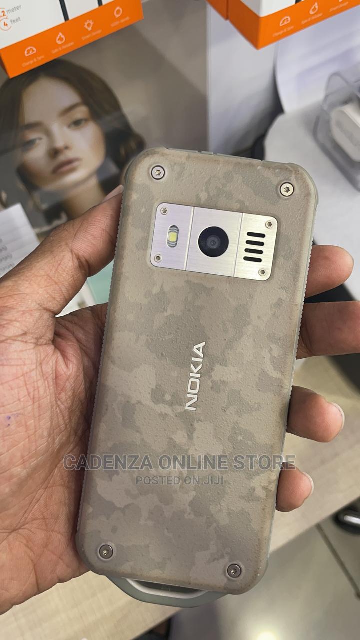 Nokia 800 Tough 4 GB Gray | Mobile Phones for sale in Tudor, Mombasa, Kenya