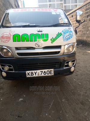Toyota Hiace 2007 White   Buses & Microbuses for sale in Nairobi, Nairobi Central