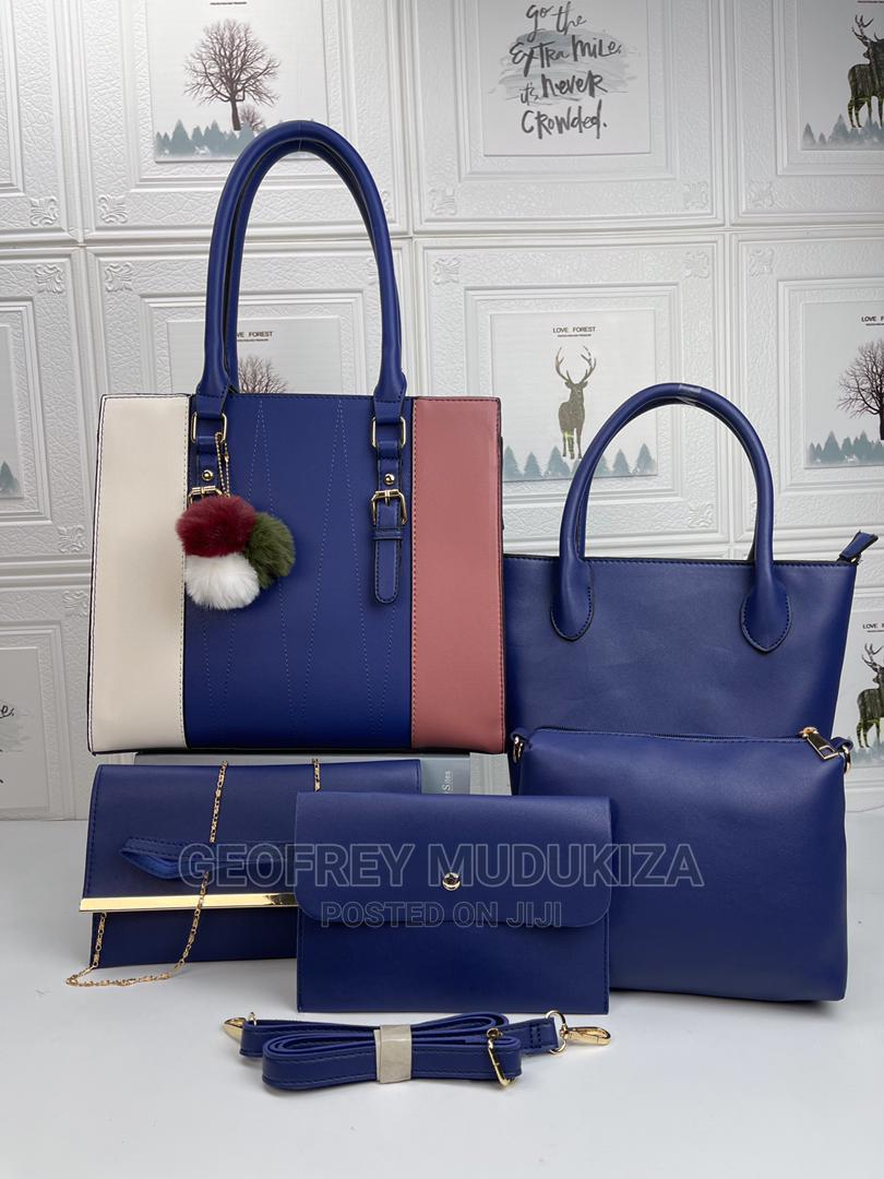 5 in 1 Hand Bags (Good Quality)