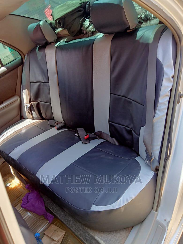 Mathias Car Seat Covers
