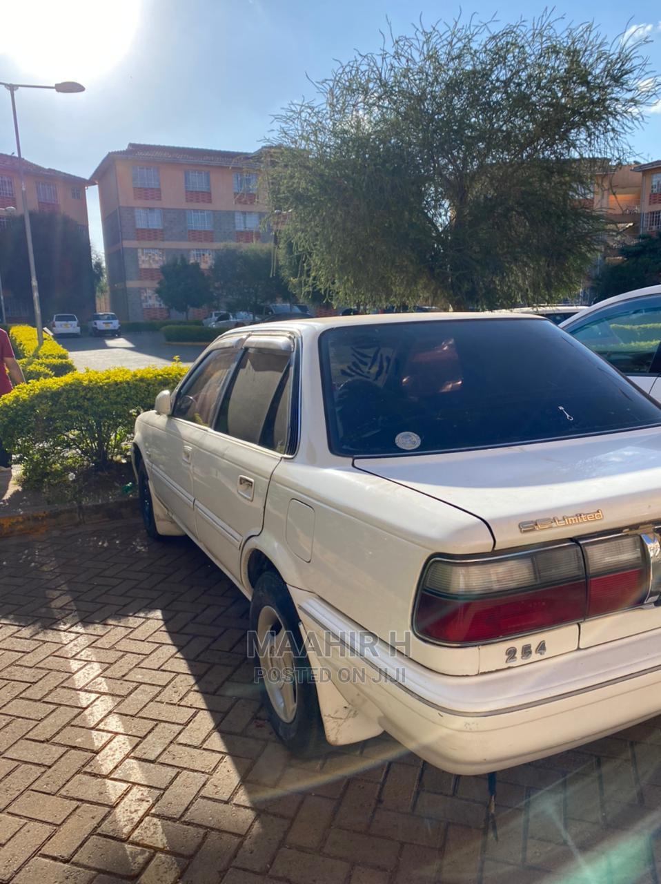 Toyota Corolla 1998 Sedan White | Cars for sale in Karen, Nairobi, Kenya