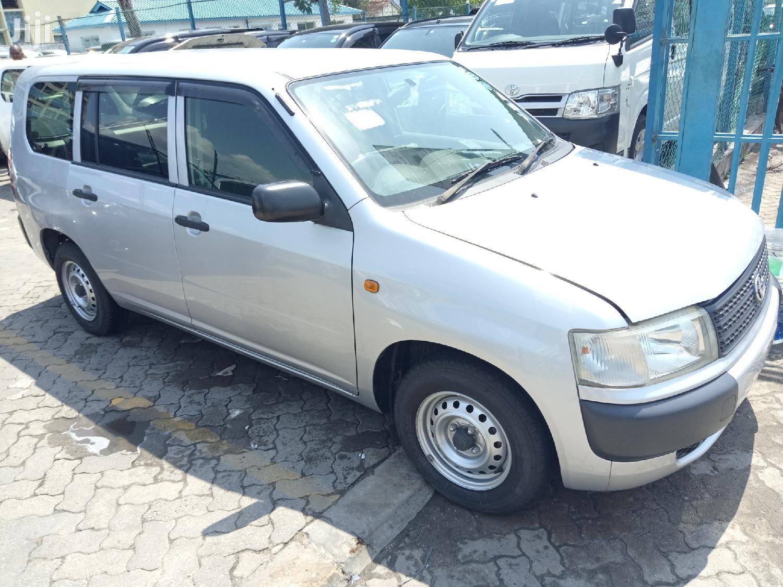 Toyota Probox 2013 Silver | Cars for sale in Shimanzi/Ganjoni, Mombasa, Kenya