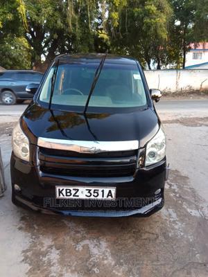 Toyota Noah 2010 Black   Cars for sale in Mombasa, Ganjoni