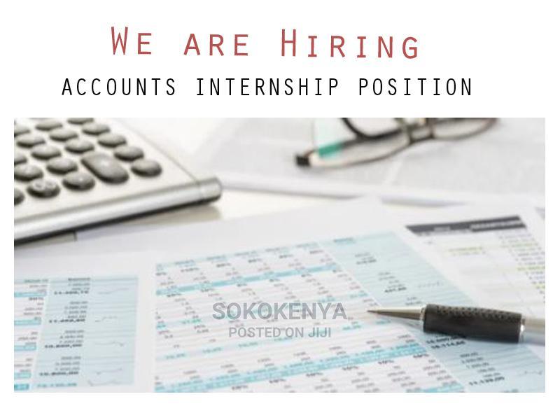Archive: Accounts Internship Position