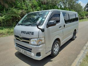 Toyota Hilux 2012 Silver   Buses & Microbuses for sale in Nairobi, Karen