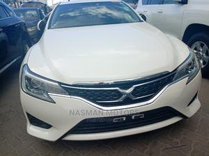 Toyota Mark X 2013 White | Cars for sale in Mombasa, Ganjoni