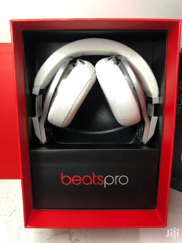 Beats By Dr. Dre Pro Over Ear Wired Headphones | Headphones for sale in Landimawe, Nairobi, Kenya