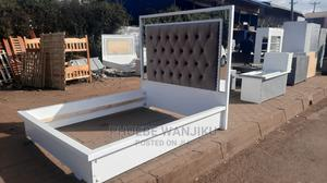 Modern Chester Bed 5 by 6 | Furniture for sale in Nairobi, Kahawa